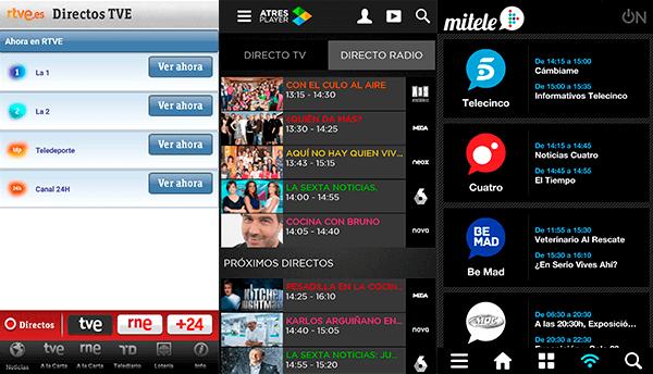 ▷ Cómo ver la TV en el móvil: ¡sin gastar datos!