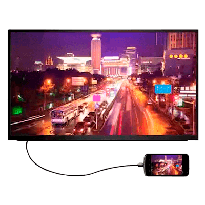 como ver fotos movil en smart tv