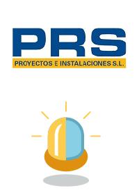 Logo PRS Seguridad